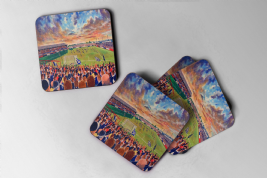 brockville Coaster set of four